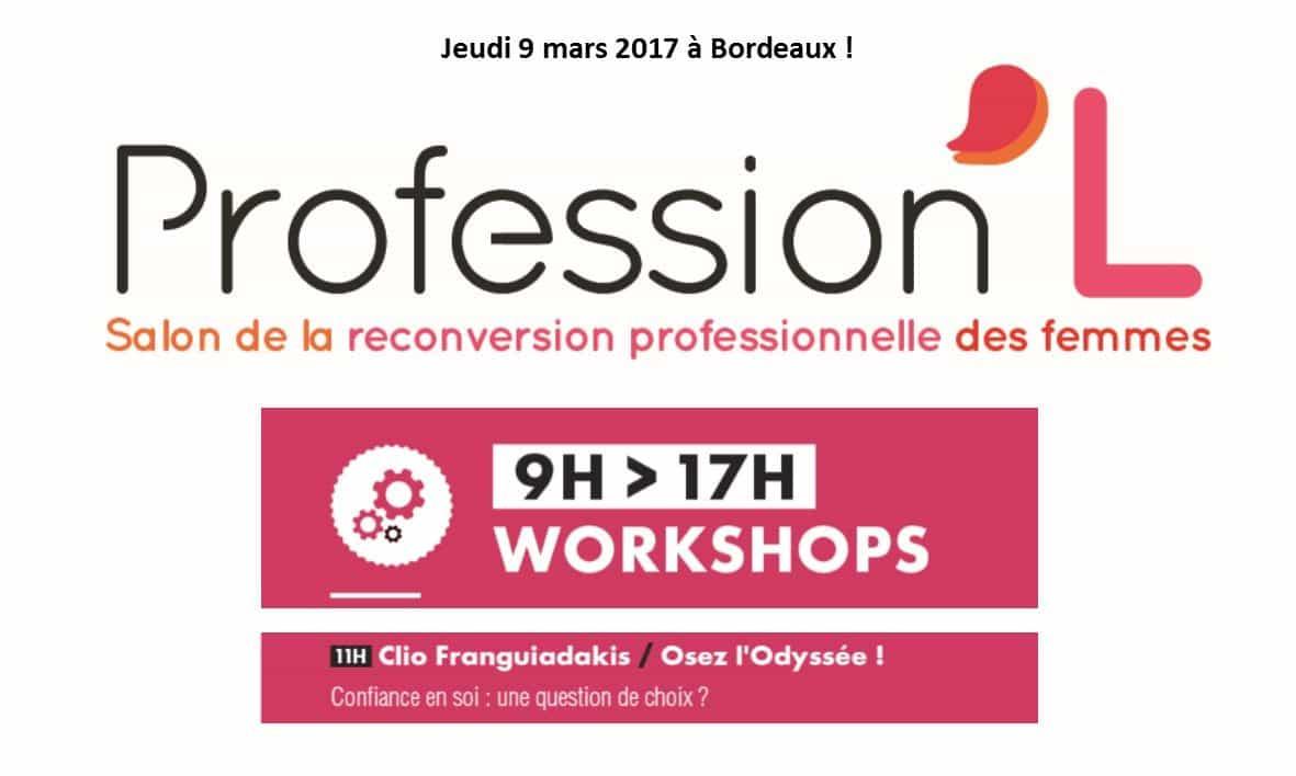 Salon Profession L 2017 03 09 atelier confiance en soi par Osez l'Odyssee