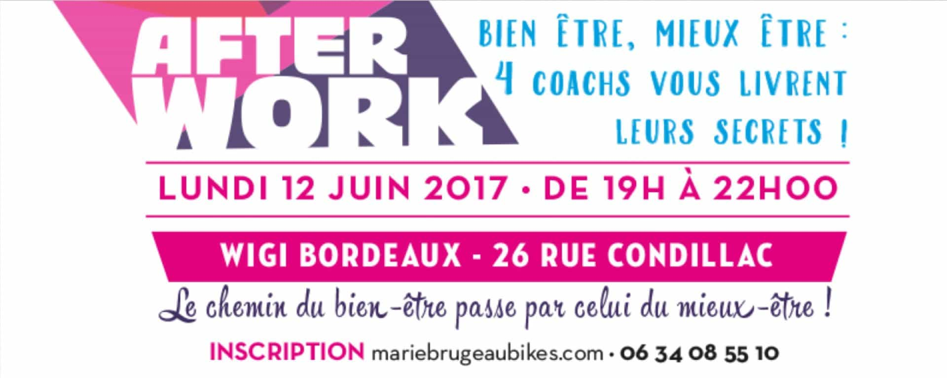 Refens et Osez l'Odyssee 12 juin 2017 Bordeaux