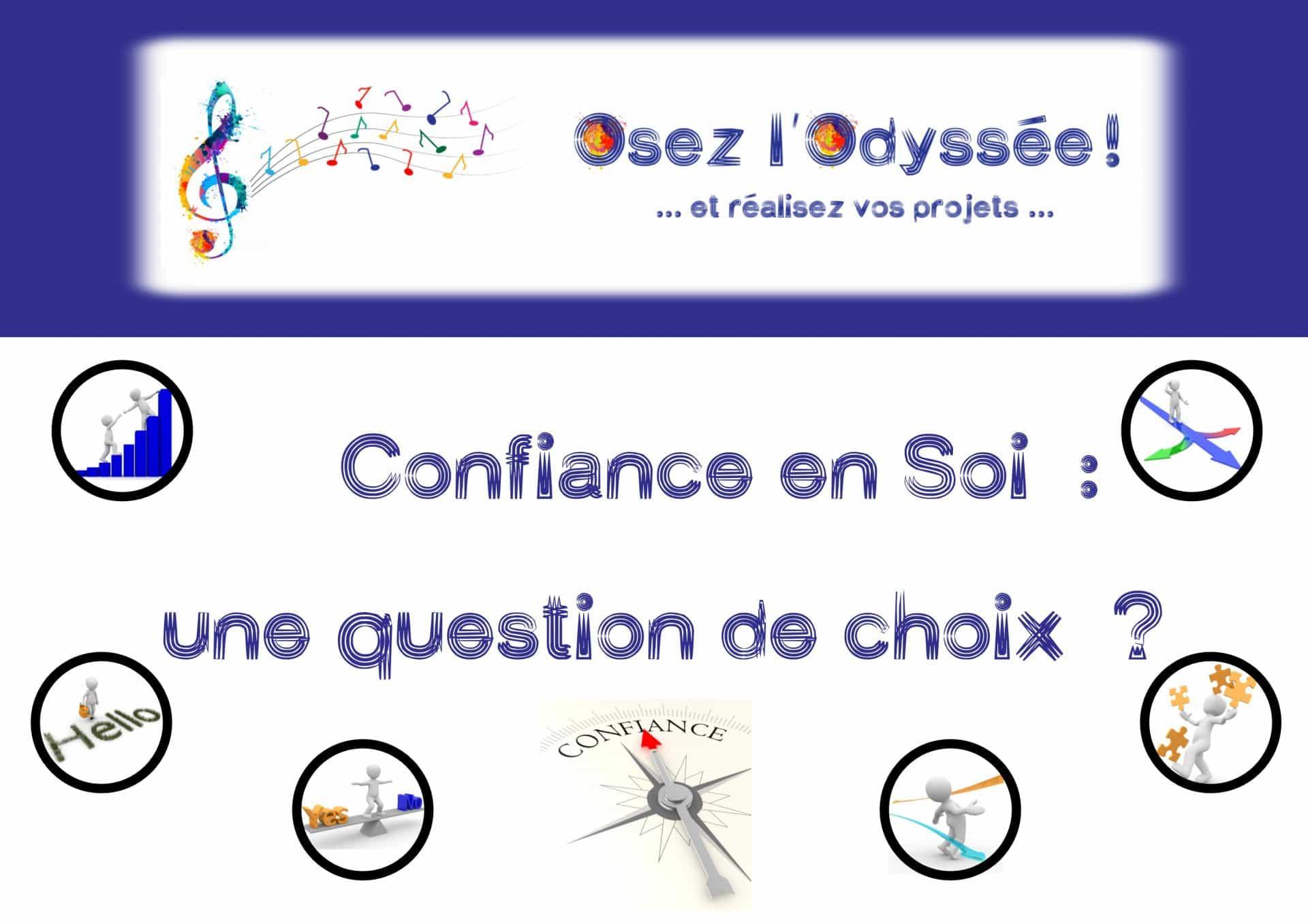 Confiance en soi par Osez l'Odyssee